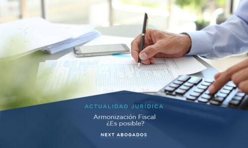 armonización fiscal